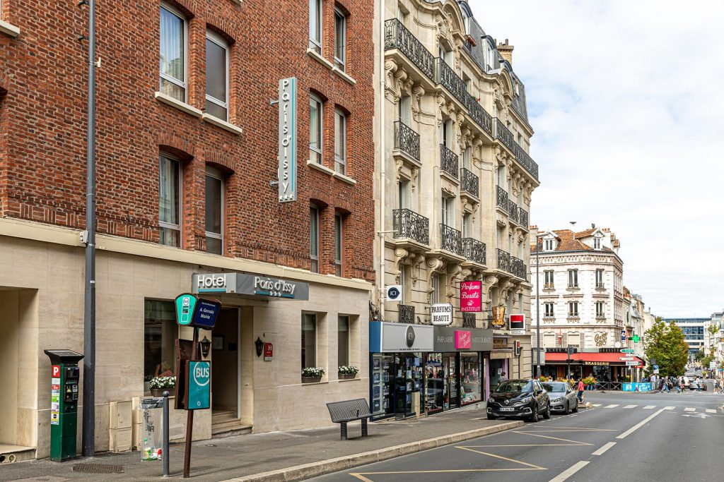 Paris d'Issy Hôtel Porte de Versailles